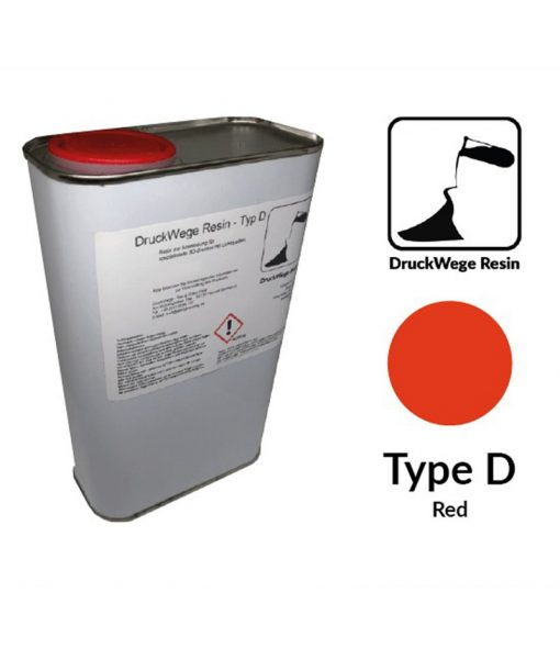 DW TYPE D Red