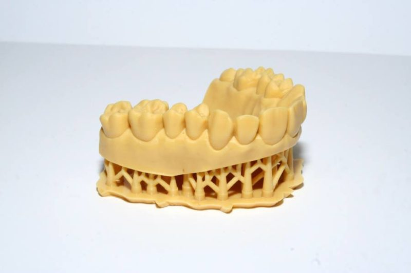 teeth dentures manufacture