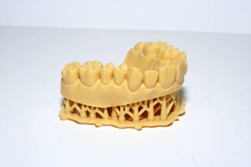teeth dentures manufacture